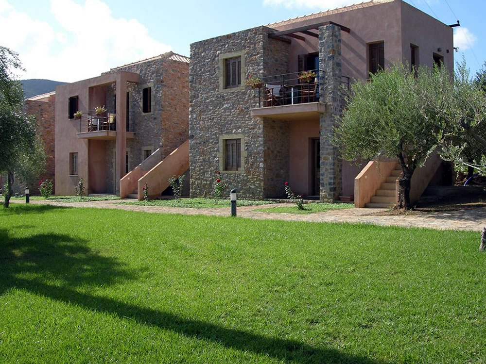"""Liotrivi"" Historical Mansion & Boutique 4* Hotel in Monemvasia"