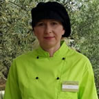 DANIELA ROUSOS - CHEF OF TRADITIONAL CUISINE AT LIOTRIVI WINE – RESTAURANT & COOKING LESSONS DIRECTOR
